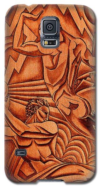 Deco Force Copper Galaxy S5 Case
