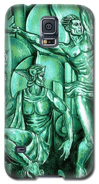 Deco Olympus Patina Galaxy S5 Case