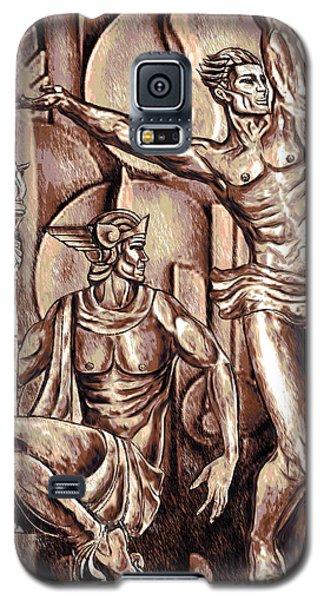 Deco Olympus Tri-tone Galaxy S5 Case
