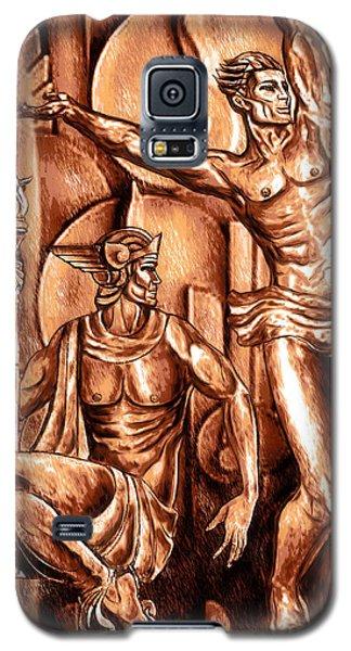 Deco Olympus Warm-tone Galaxy S5 Case