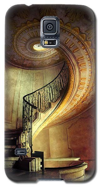 Decorated Spiral Staircase  Galaxy S5 Case