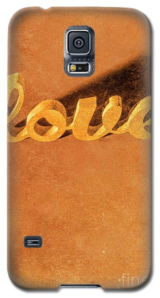 Galaxy S5 Case featuring the photograph Decorating Love by Jorgo Photography - Wall Art Gallery