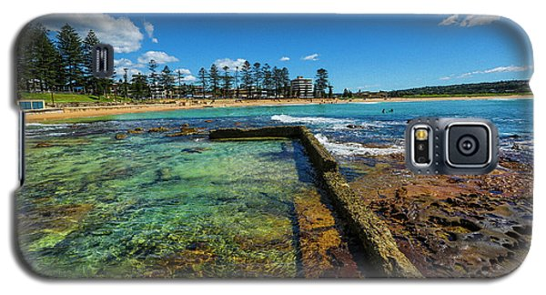 Dee Why Rock Pool Galaxy S5 Case