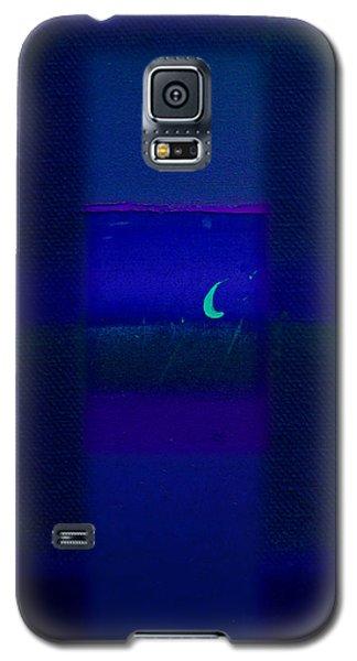 Deep Blue Sea Galaxy S5 Case by Charles Stuart
