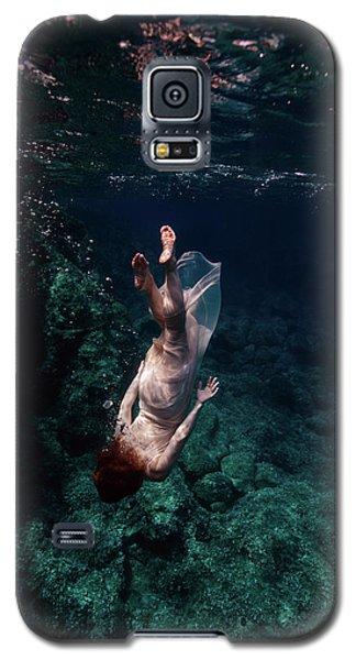 Deep Down  Galaxy S5 Case