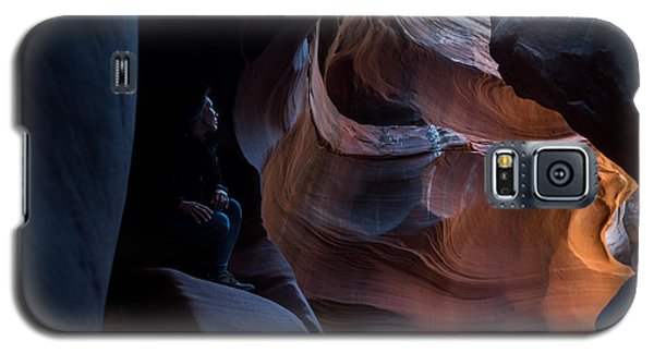 Deep In The Canyon Galaxy S5 Case