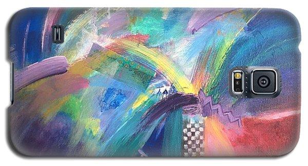 Deep In The Heart. . . Galaxy S5 Case