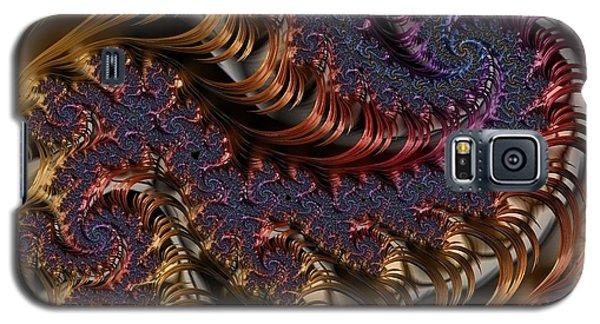 Deep In The Spirals Galaxy S5 Case