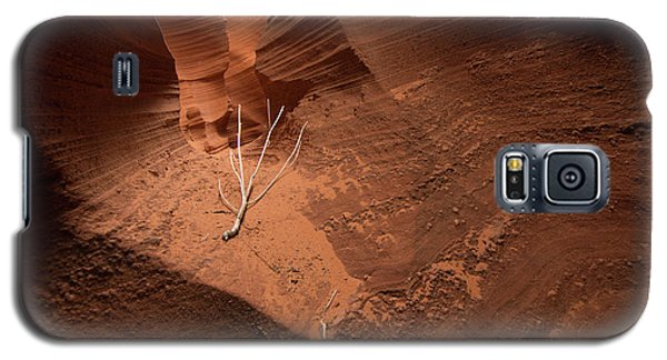 Deep Inside Antelope Canyon Galaxy S5 Case