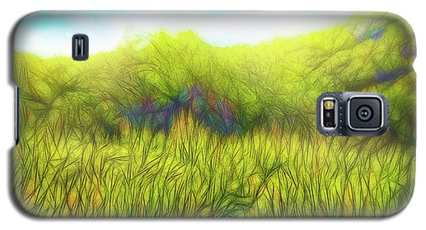 Deep Meadow Tranquility Galaxy S5 Case