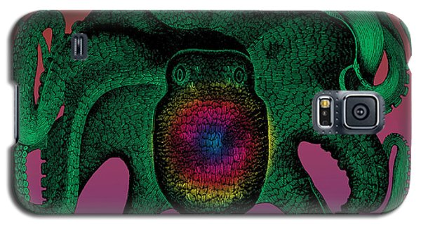 Deep Monster Number Two Galaxy S5 Case