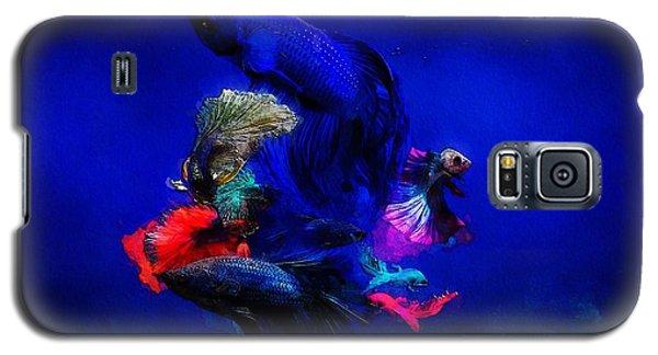 Deep Oceans Galaxy S5 Case