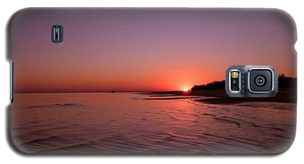 Deep Purple Galaxy S5 Case by Brian Wright