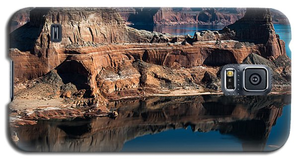 Deep Reflections In Lake Powell Galaxy S5 Case