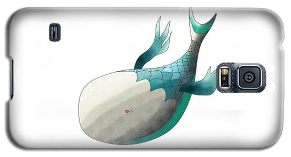 Deep Sea Fish Galaxy S5 Case