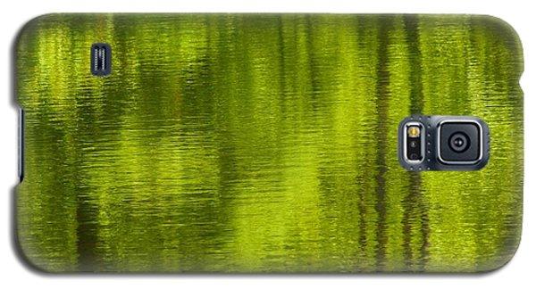 Deep Summer Reflection Galaxy S5 Case