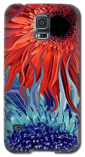Deep Water Daisy Dance Galaxy S5 Case