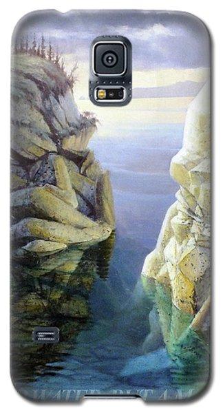 Deep Water Galaxy S5 Case