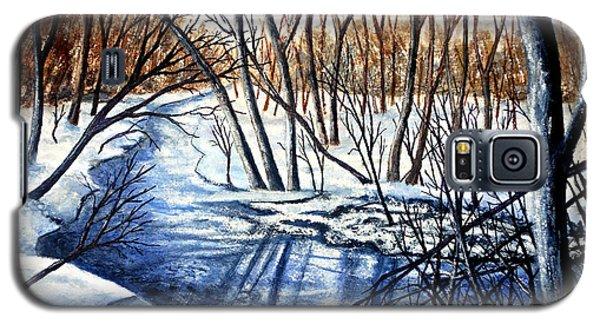 Deep Woods Wisconsin Galaxy S5 Case by Thomas Kuchenbecker