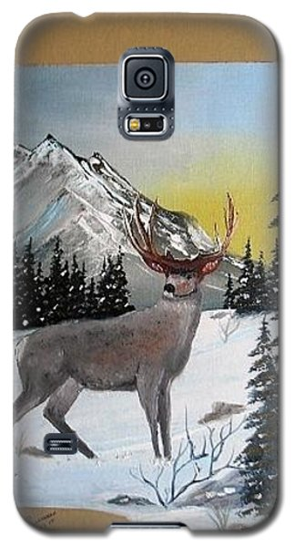 Deer Hunter's Dream Galaxy S5 Case by Al  Johannessen