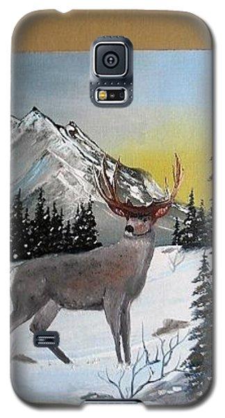 Deer Hunter's Dream Galaxy S5 Case by Al  Johannessen