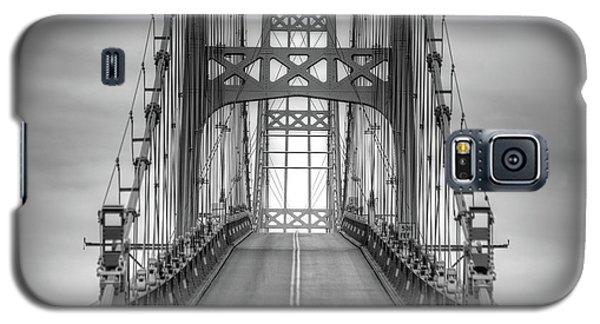 Deer Isle Sedgwick Bridge Galaxy S5 Case