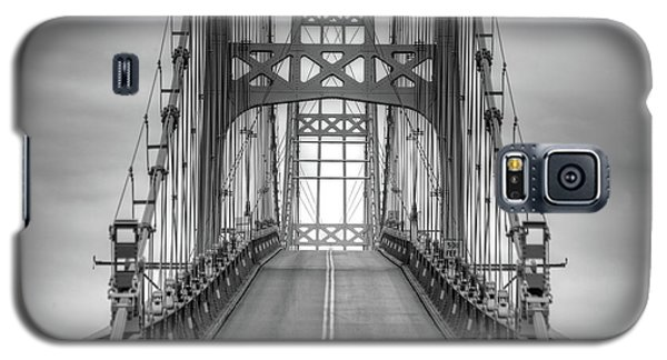 Deer Isle Sedgwick Bridge Galaxy S5 Case