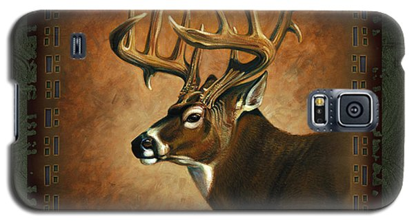 Wildlife Galaxy S5 Case - Deer Lodge by JQ Licensing