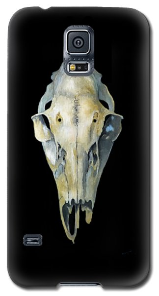 Deer Skull Aura Galaxy S5 Case