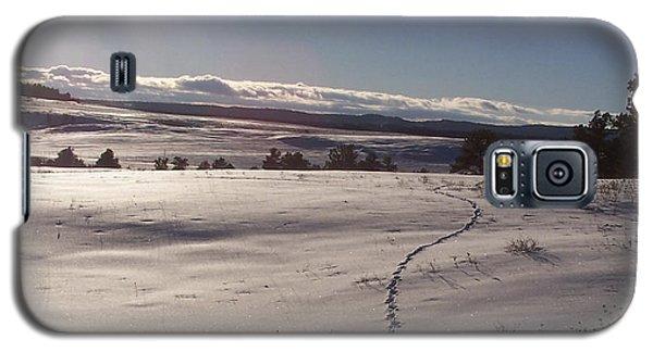 Deer Tracks Galaxy S5 Case