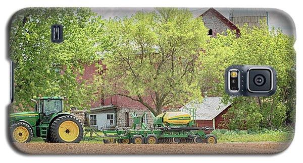 Deere On The Farm Galaxy S5 Case