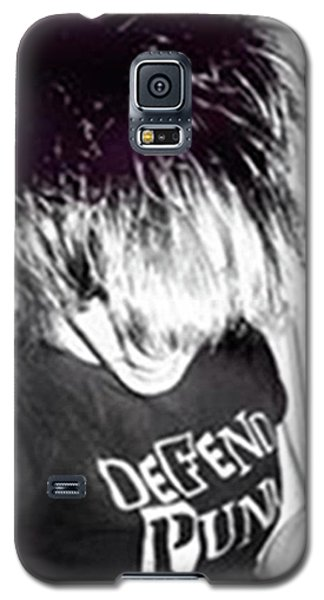 Defend Punk Galaxy S5 Case by Jane Autry