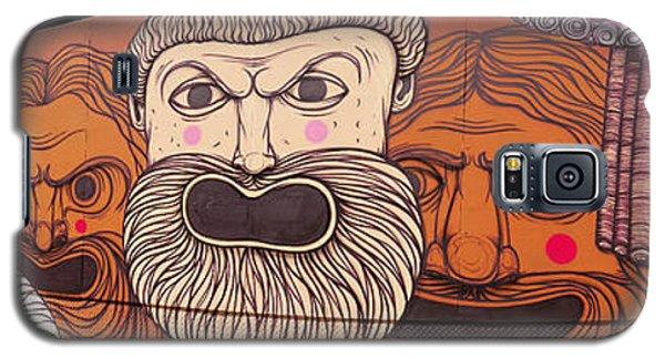 Defiant Graffitti Galaxy S5 Case