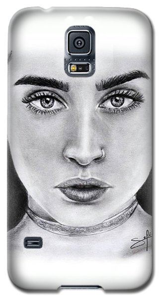 Lauren Jauregui Drawing By Sofia Furniel  Galaxy S5 Case