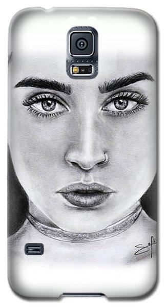 Lauren Jauregui Drawing By Sofia Furniel  Galaxy S5 Case