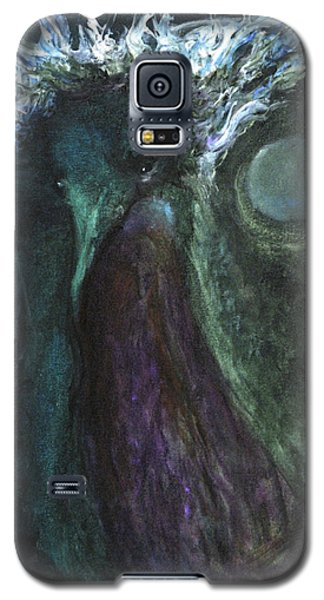 Deformed Transcendence Galaxy S5 Case by Christophe Ennis