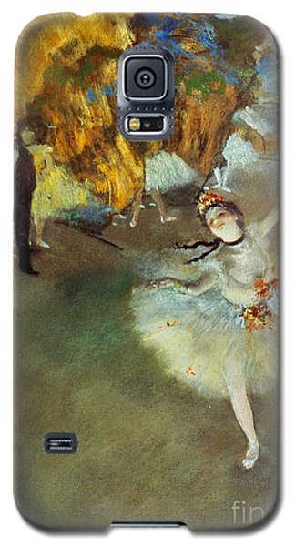 Degas Star, 1876-77. To License For Professional Use Visit Granger.com Galaxy S5 Case