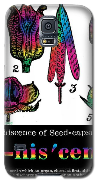 Dehiscence Galaxy S5 Case