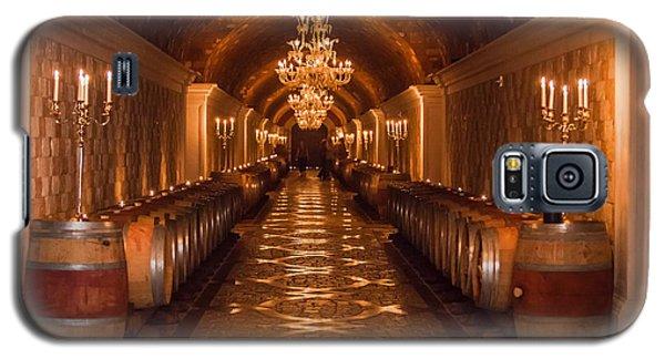 Del Dotto Wine Cellar Galaxy S5 Case