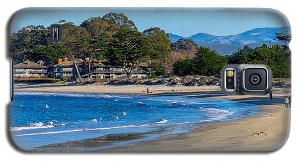 Del Monte Beach Galaxy S5 Case