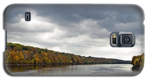 Galaxy S5 Case featuring the photograph Delaware In Autumn by Elsa Marie Santoro
