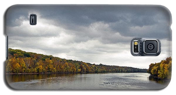 Delaware In Autumn Galaxy S5 Case
