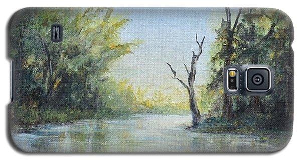 Delaware River  Galaxy S5 Case
