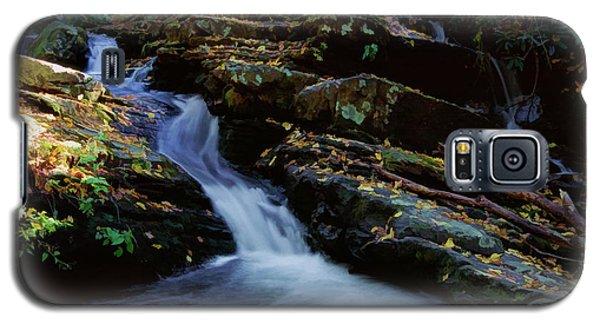 Delaware Water Gap 020 Galaxy S5 Case by Scott McAllister