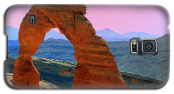 Delicate Arch  --  Arches National Park Galaxy S5 Case