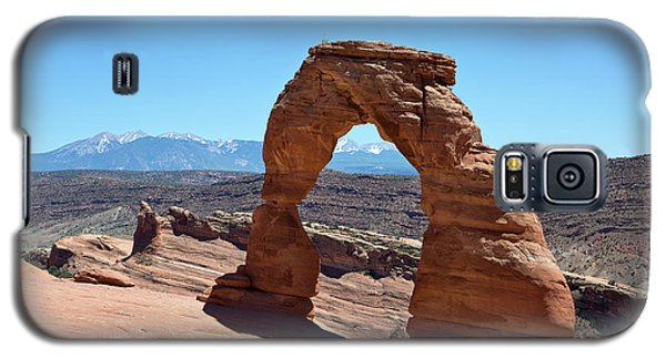 Delicate Arch Arches National Park Galaxy S5 Case
