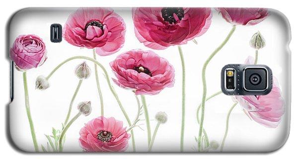 Delicate Arrangement Galaxy S5 Case by Rebecca Cozart