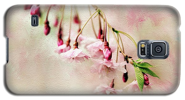 Galaxy S5 Case featuring the photograph Delicate Bloom by Jessica Jenney