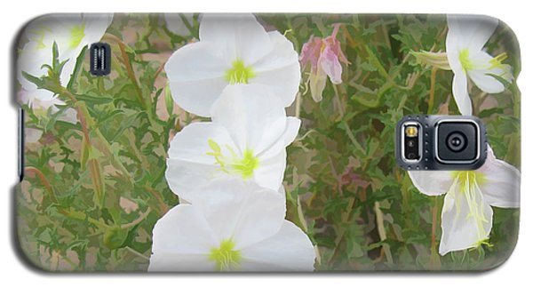 Delicate Desert Bloom - Death Valley Galaxy S5 Case