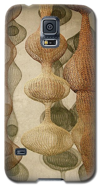 Galaxy S5 Case featuring the photograph Delicate Shapes by Roger Mullenhour